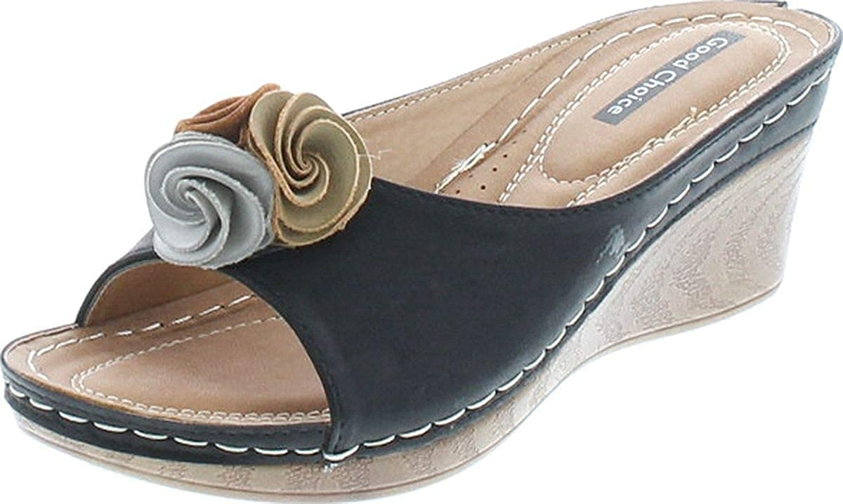2021 autumn and winter new GC Shoes Womens Sandal Wedge Las Vegas Mall Juliet