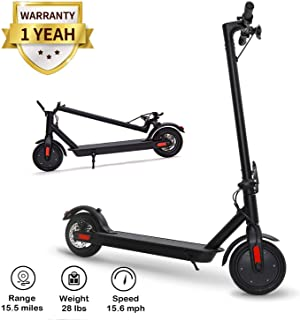 URBANMAX Electric Scooter for Adults, Speed Up to 15.6 MPH, 8.5