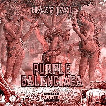 Purple Balenciaga