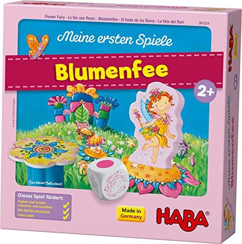 Preisvergleich Produktbild HABA 301324 - Meine ersten Spiele - Blumenfee