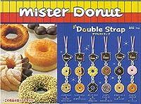 ミスタードーナツ ダブルストラップ 全6種セット ホビーグッツ
