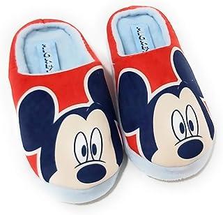 Zapatillas Mickey Mouse de Estar por Casa para Niños - Zapatillas Disney Mickey Mouse Slippers Pantuflas