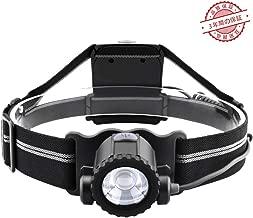 LED ヘッドライトUSB充電式ヘッドランプ 800ルーメン 防水 釣り防災自転車登山作業 明るい軽量 台風地震津波などの緊急に対応
