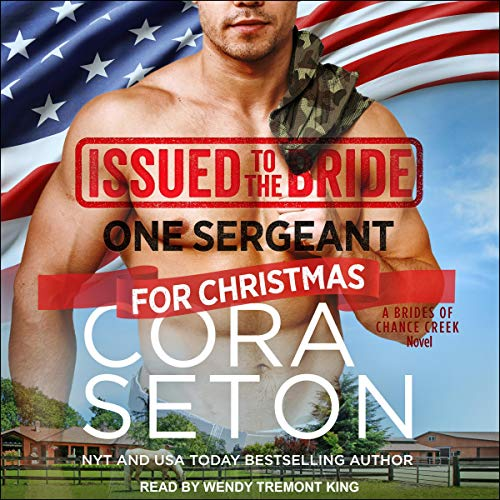 Issued to the Bride: One Sergeant for Christmas cover art