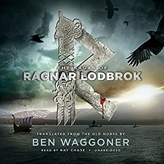Page de couverture de The Sagas of Ragnar Lodbrok