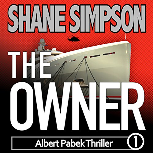 The Owner audiobook cover art