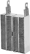 Esenlong Aluminium Behuizing Constante Temperatuur Ptc Rimpel Verwarmingsplaat Thermistors Verwarming (24V / 150W) (Grijs)