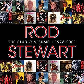 The Studio Albums 1975-2001  14CD