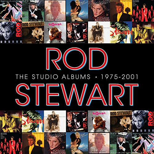 The Studio Albums 1975-2001 (14CD)