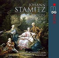 Sonatas Op. 6 by Schardt