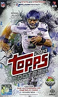 2014 topps hobby box