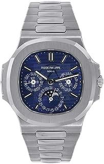 Patek Philippe Nautilus 40MM Perpetual Calendar White Gold Men's Watch 5740/1G-001