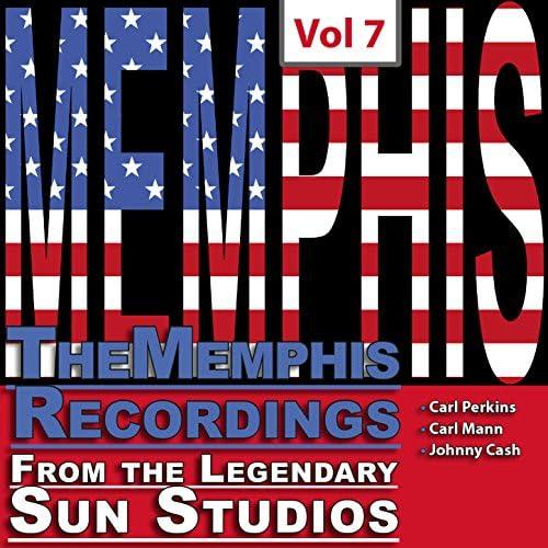Carl Perkins, Carl Mann & Johnny Cash