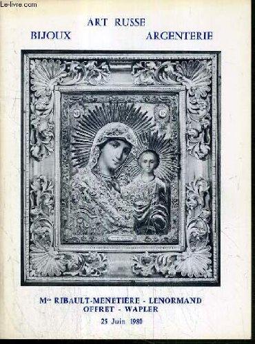 CATALOGUE DE VENTE AUX ENCHERES - NOUVEAU DROUOT - ART DECO - SALLE 14 - 10 DECEMBRE 1980.