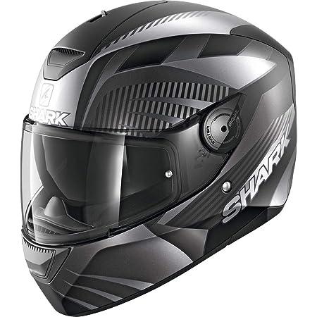 Shark Herren Nc Motorrad Helm Schwarz M Auto