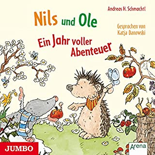 Nils und Ole Titelbild