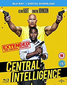 Central Intelligence [Blu-ray]