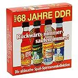 Fast … Jahre DDR Ostmarken Liköre (4 x 0.02l)