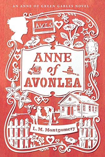 Anne of Avonlea (Aladdin Classics) (English Edition)