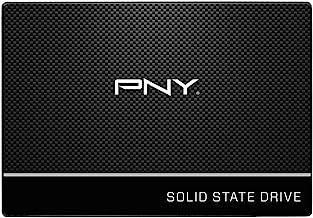 """PNY CS900 480GB 3D NAND 2.5"""" SATA III Internal Solid State Drive (SSD) - (SSD7CS900-480-RB)"""