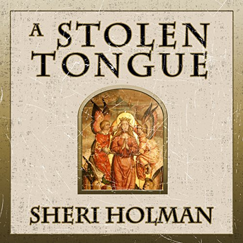 A Stolen Tongue audiobook cover art