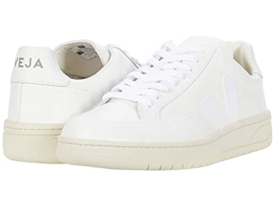 VEJA V-12 (Leather Extra White) Men