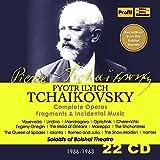 Tchaïkovski : Intégrale des Opéras, Fragments, Musique de