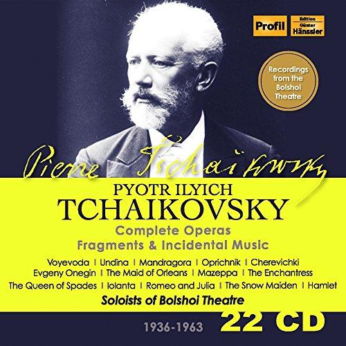 Tchaikovsky Opera Collection
