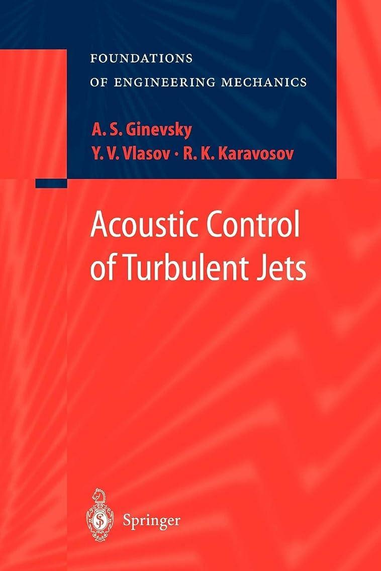 最も遠い反映するオフセットAcoustic Control of Turbulent Jets (Foundations of Engineering Mechanics)