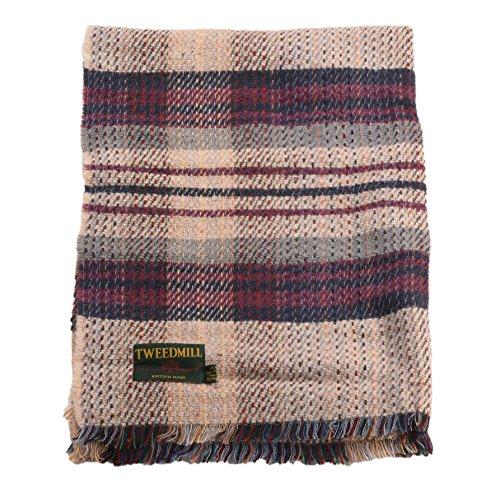 The Present Store Picknickdecke, recycelte britische Wolle