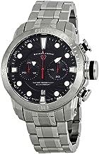 Swiss Legend Seagate Chronograph Black Dial Watch SL-10624SM-11
