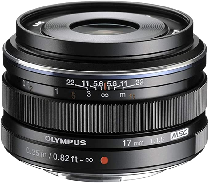 Olympus 17mm F1 8 Interchangeable Lens For Olympus Camera Photo