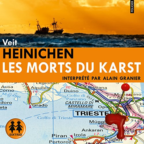 Les morts du Karst (Commissario Laurenti 1) audiobook cover art