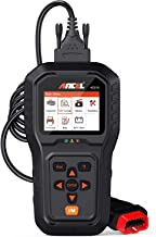 ANCEL AD510 Enhanced Vehicle OBD2 Scanner Check Engine Light Diagnostic Code Reader Full OBD Modes Car Scan Tool with Battery Voltage Test