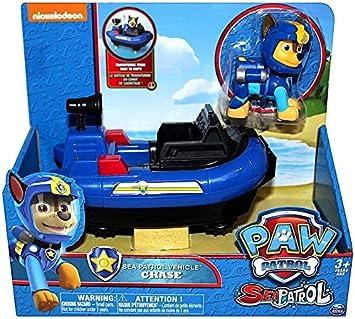 Amazon.de:Paw Patrol Sea Patrol Fahrzeug - Chase