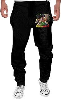 Mens Dragon Ball Z Men's Casual Sweatpants Pants