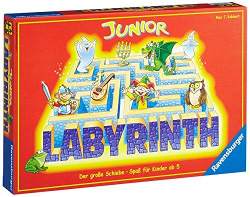 Price comparison product image Ravensburger Junior Labyrinth