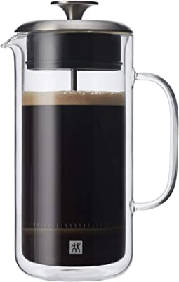 ZWILLING Sorrento Plus Double Wall French Press