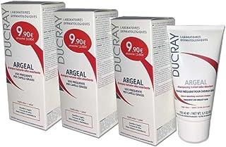 Ducray Argelial – Champú para tratamiento Sebo-equilibrante de 200 ml – Cabello graso