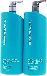 Keratin Complex Keratin Care Shampoo & Conditioner 1000ml