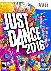 Just Dance video game cover