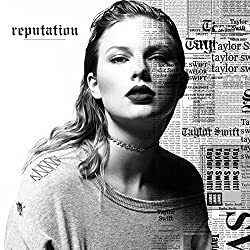 Reputation Album Cover - Click to Buy