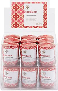 Root Candles Seeking Balance 20-Hour Votive Candles, 18-Pack, Seduce: Patchouli & Anise, 18 Count