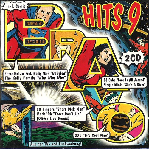 EUROBEAT POP HITS (CD Compilation, 39 Tracks, Various Artists) Prince Ital Joe Feat. Marky Mark - Babylon / Imperio - Quo Vadis / Centory - The Spirit / RMB - Redemption / Raver's Nature - Take Off etc..