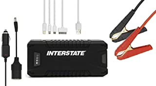 Interstate Batteries Charge and Go Portable Jump Starter and Battery Charger - 1000A - 8.0L (PWR7020)