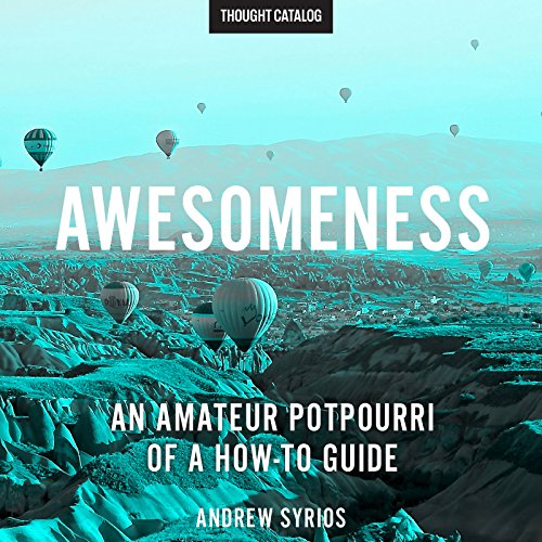 Awesomeness cover art