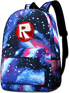 Roblox R Shoulder Bag Fashion School Star Printed Bag