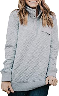 Best quilted pullover tunic Reviews
