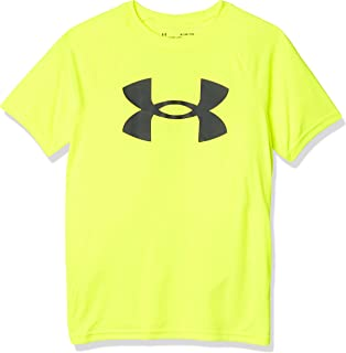 Under Armour Boys' Tech Big Logo Short-Sleeve T-Shirt