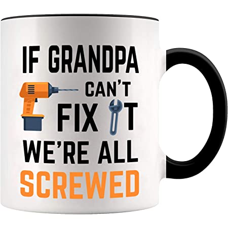 If Uncle Can/'t Fix It No One Can Fix It Mug Birthday New Cup Present Gift 294